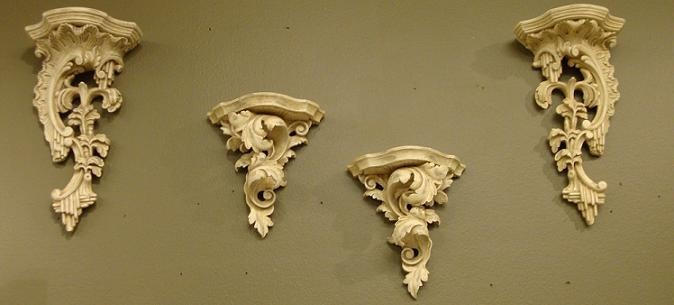 hand carved wooden home accents